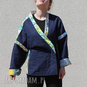 PatchworkArt płaszcze: patchwork