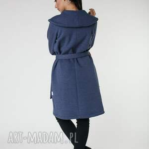 długi płaszcze płaszcz z ciepłym kołnierzem