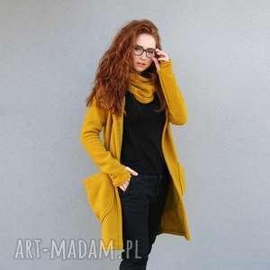 sweter płaszcze wdzianko wełniane, kardigan