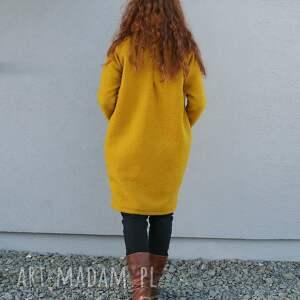 sweter płaszcze wdzianko wełniane, kardigan,