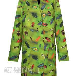 ręczne wykonanie płaszcze polska marka płaszcz w innowacyjnym wydaniu, dwustronny