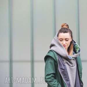 zielone płaszcze zielony szmaragdowy płaszcz