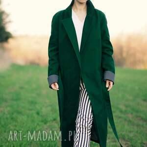 płaszcze szop zielony