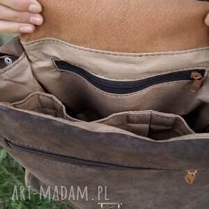 hand-made plecaki plecak ach ludwiko!! plecak/torba ciepłe