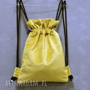 oryginalne plecaki aksamitny bbag mellow 2
