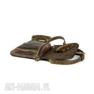 brązowe plecak wymiary wysokość : 26 cm szerokość : 24