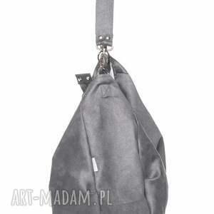 Duża torba oversize voor #szary
