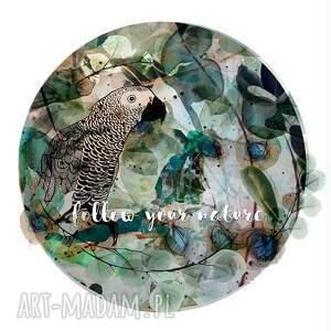 białe plecaki eco follow your nature plecak / worek