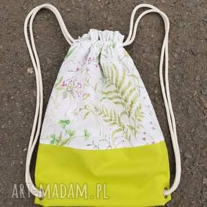 handmade plecaki plecak leśny