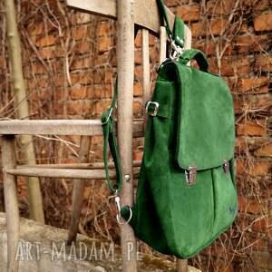 atrakcyjne plecak z funkcją torby. bardzo kobiecy