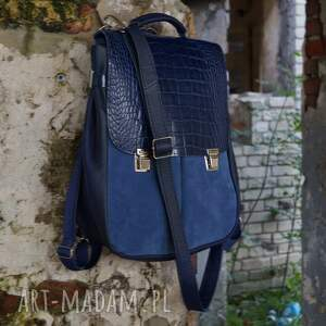 handmade plecaki smocza lilith chimera skóra