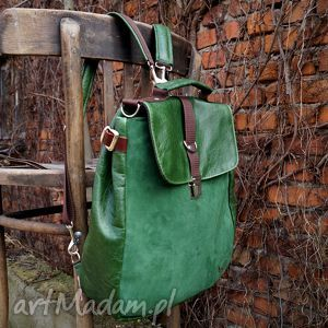 e10cf7fa87d55 zieleń plecaki lilith plecak torba zielona