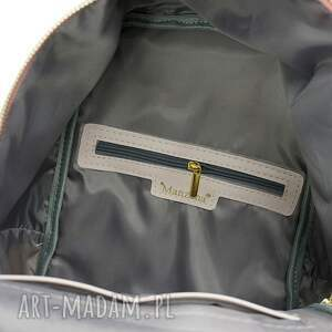 fc4674e26a480 plecaki duży manzana plecak szkolny a4. handmade ...
