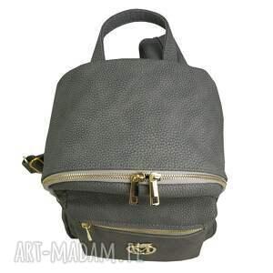 duży manzana plecak szkolny a4