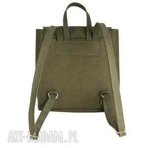 ręczne wykonanie plecaki vintage manzana klasyczny plecak