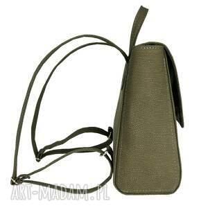 ręczne wykonanie plecaki plecak manzana klasyczny vintage