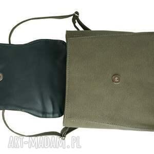plecaki vintage manzana klasyczny plecak