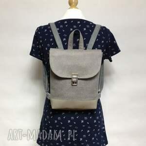 plecak plecaki niebieskie mini