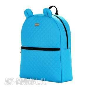 plecaki farbś plecaczek farbiś 707 turkusowy r. m