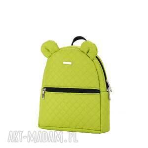 plecaki farbiś plecaczek 652 limonkowy