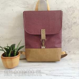 eleganckie plecak