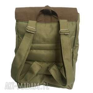 zielone plecak khaki bufotes