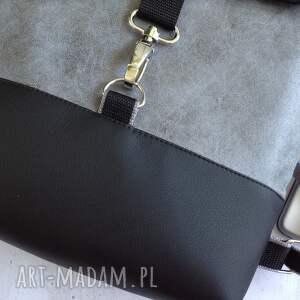 czarne plecak do pracy