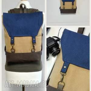 plecak plecaki niebieskie