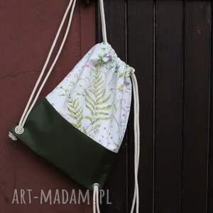 hand made plecaki plecak leśny