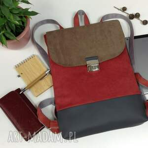 niesztampowe plecaki plecak na laptopa