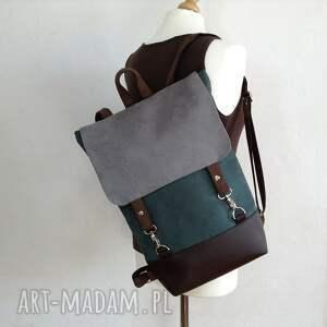 brązowe plecaki plecak-na-laptopa plecak