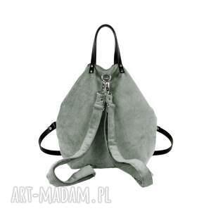 urokliwe plecak torba 2 in1 ruby jasno szary