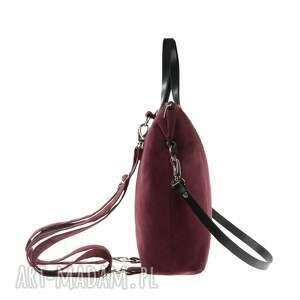 pojemny plecaki plecak torba 2 in1