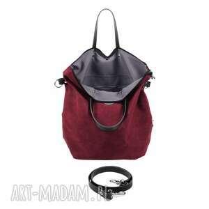 plecaki pojemny plecak torba 2 in1