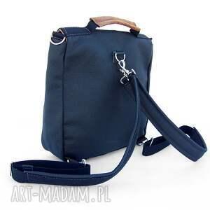 plecak plecaki brązowe / torba czarno -brązowa
