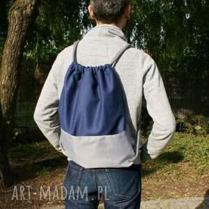 lato plecaki plecak vege troczek granat szary