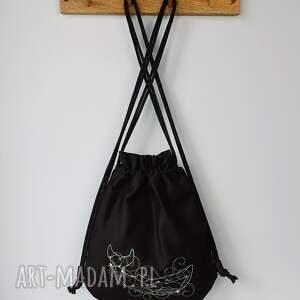ciekawe plecak worek mini gwiazdozbiór