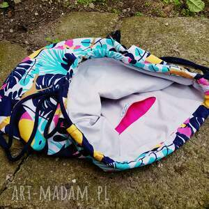 unikalne plecaki plecak worek xl