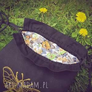 oryginalne pszczoła plecak worek mini