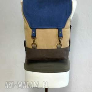brązowe plecaki wycieczka plecak
