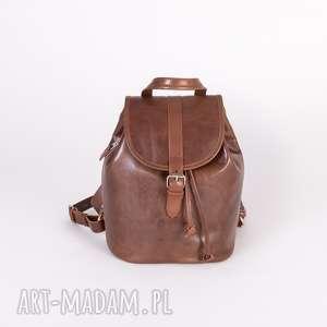 niekonwencjonalne plecaki małyplecak skórzany mały plecak
