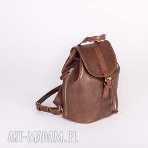 plecaki plecakmiejski skórzany mały plecak