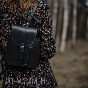 niekonwencjonalne plecaki skórzanyplecak skórzany mały plecak