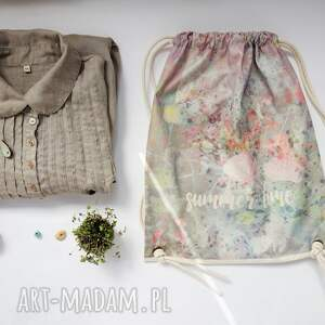 eco plecaki summer time plecak / worek torba