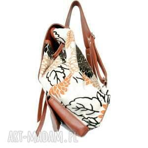 hand made turystyczne 39 -0001 wielobarwny damski plecak