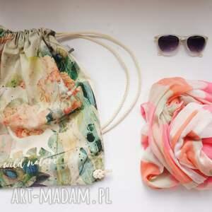 kolorowe plecaki wakacje wild nature plecak / worek torba