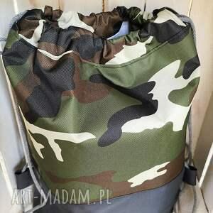 atrakcyjne worek wymiary ok 36x42 cm prosty plecak