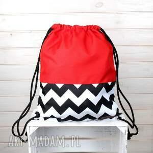 niepowtarzalne worek plecak twin peaks wodoodporny
