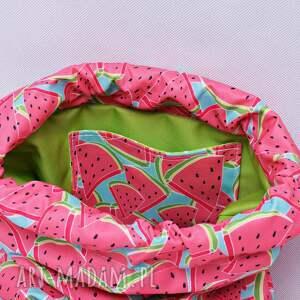 wodoodporny worek plecak arbuzy