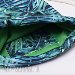 liście monstery workoplecak wodoodporny, plecako
